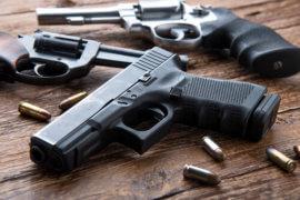 Elizabeth unlawful gun possession